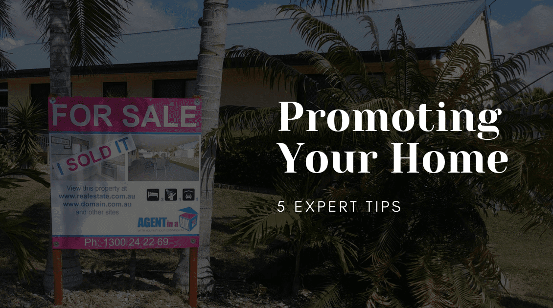 Promoting your property sale tips