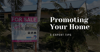 promoting your home for sale