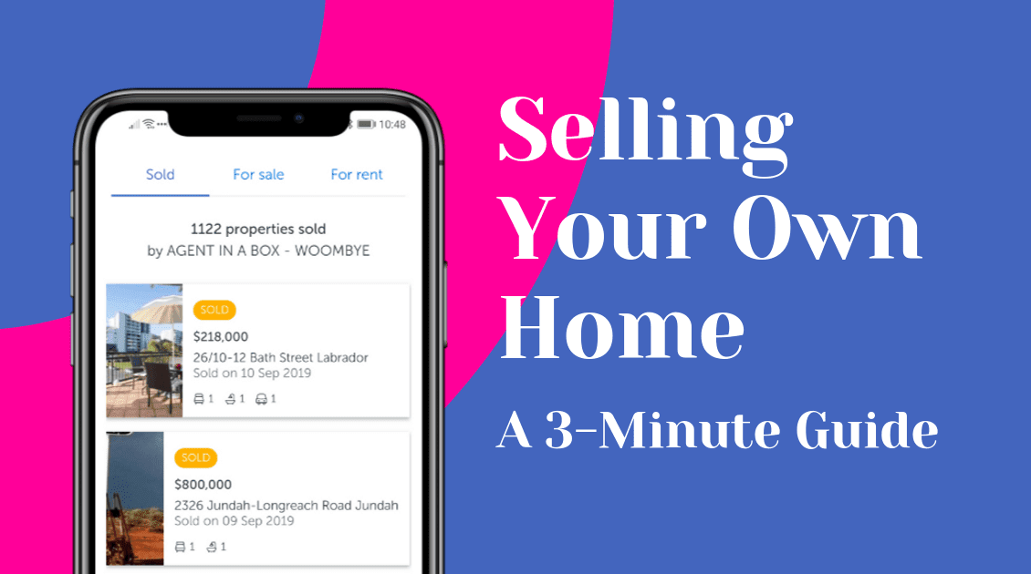 Thinking Of Selling Your Own Home? Read This 3 Minute Guide First